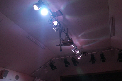 Hall LED lighting 1