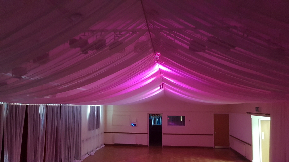 Main Hall - Party - Click for more